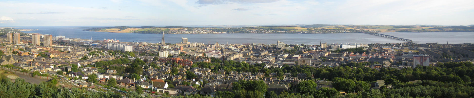 In the heart of dundee