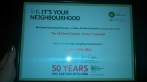 its your neighbourhood award 2014